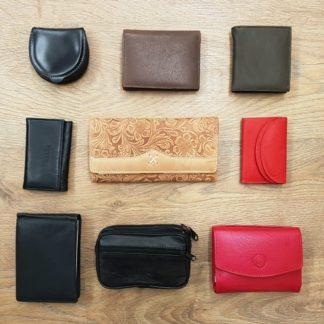 Δερμάτινα πορτοφόλια