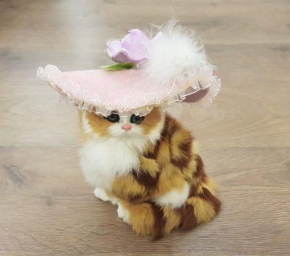 Διακοσμητικό γατάκι μεγάλο ταμπα