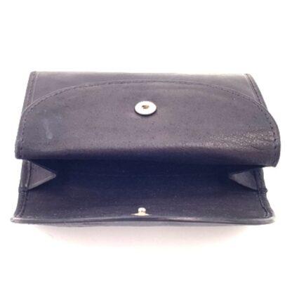 Δερμάτινο πορτοφόλι κλειδοθήκη μαύρο4