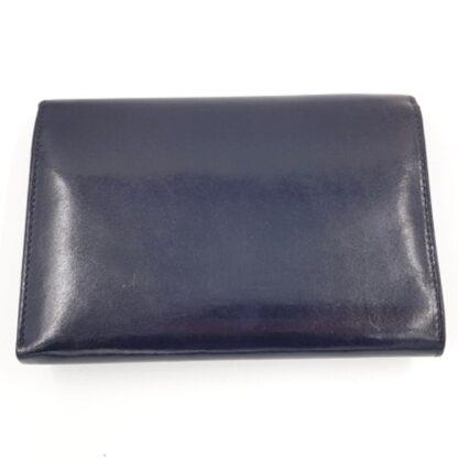 Μεγάλο δερμάτινο πορτοφόλι μαύρο2