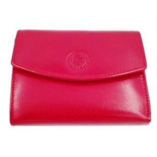 Πορτοφόλι χαρτονομισμάτων δέρμα κόκκινο